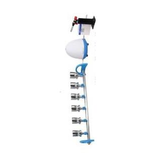 洛科  Rocker  MultiVac 600 - MB - A  六联旋卡式直排水过滤系统