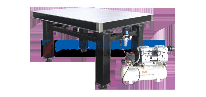 7TBZ自动平衡气浮隔振光学平台