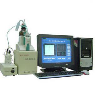 江苏国创其它分析仪器MIA-3000微机硫醇硫