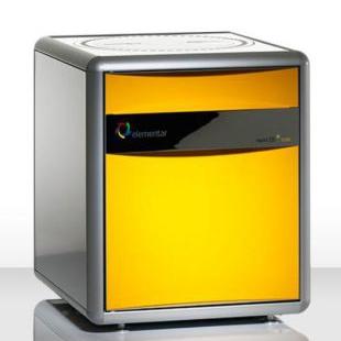 elementar 碳硫分析仪rapid CS cube