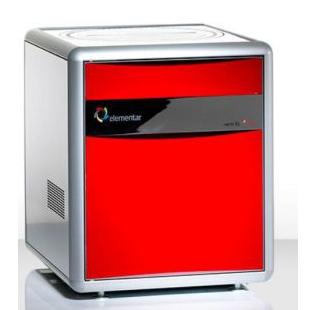 elementar 有机元素分析仪vario EL cube