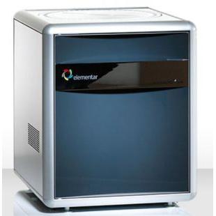 elementar 有机元素分析仪vario MACRO cube