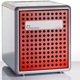 elementar 元素分析仪UNICUBE