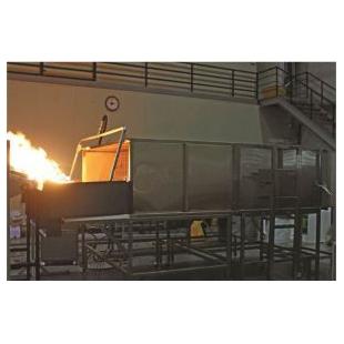 屋顶/光伏电池组件燃烧测试仪 UL 1730、IEC 61730-2