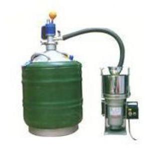 上海净信液氮研磨机(低温粉碎机)JX-2000