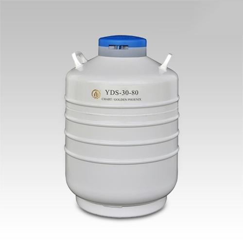 成都金凤贮存型液氮生物容器YDS-30-80
