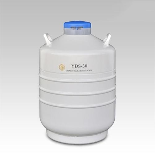 成都金凤贮存型液氮生物容器YDS-30