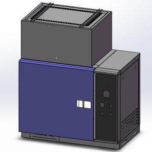 皓天42L锂电江苏快三一天内最多开出几个三同号池电芯隔爆型高温烘箱