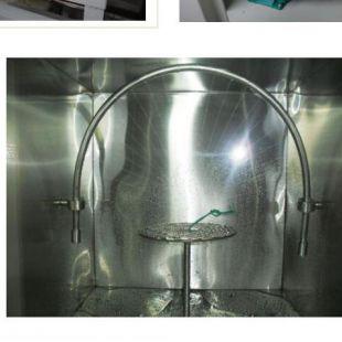 LED路灯IPX34等级淋雨试验箱
