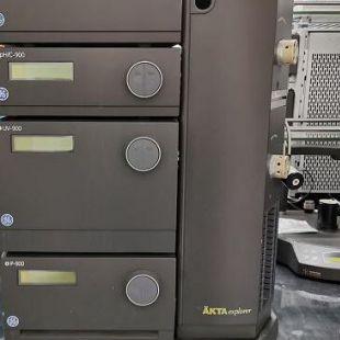 美国GE  AKTA Explorer 100二手蛋�白纯化仪,蛋白层析系统