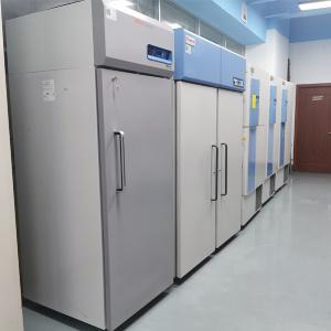二手TSX-20℃ 手动除霜冷冻箱,–25℃至–15℃