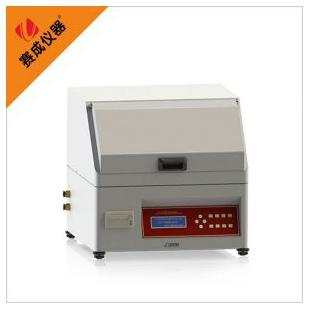 土工布透气性试验设备 执行GB/T 13764标准