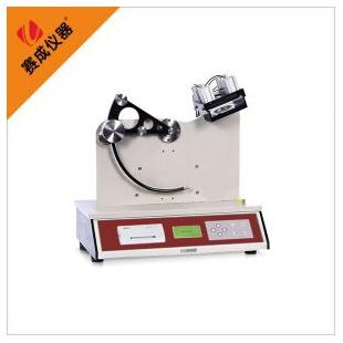 薄膜镀铝膜气动夹持智能摆锤冲击仪 薄膜冲击韧性测试仪