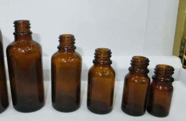 棕色医药瓶内应力测试方案