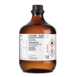 Merck HPLC 水 2.5L 7732-18-5