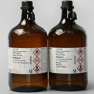 Merck LC-MS 甲醇  Methyl Alcohol ≥99.9% 2.5L 67-56-1