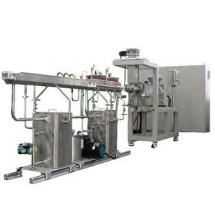 实验室用的小型管材挤出机-TPU/TPE