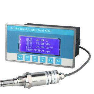在线式温湿度露点仪FM850