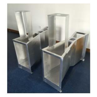 耐腐蚀304不锈钢巴歇尔槽,巴氏计量槽低价销售