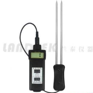 广州兰泰粮食水分仪 MC-7821 (针式,温度测量功能)