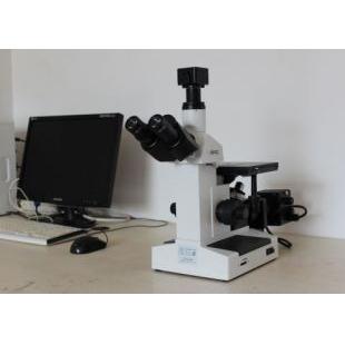 4XC-W三目倒置金相顯微鏡