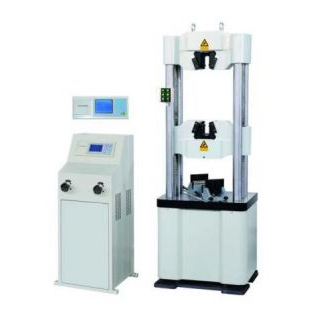 WE-300D数显液压万能试验机