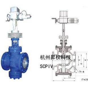 昇权自控电动减温减压阀WYS945H-100