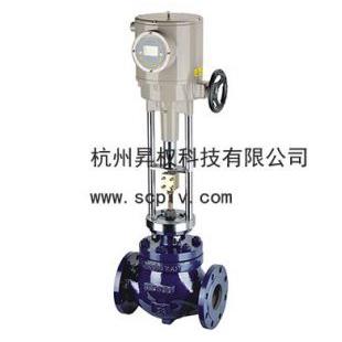 昇权自控电动调节阀ZDLP-16P DN80