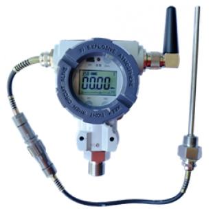 无线温度压力一体化变送器
