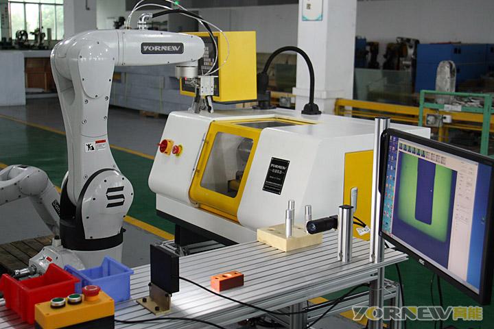 FMS柔性车削加工无人系统