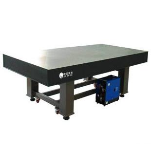 气浮式自平衡隔振光学平台