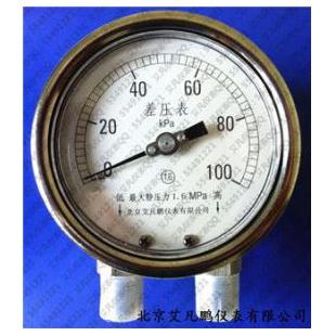 北京艾凡经济小巧差压表TCMF-75X型