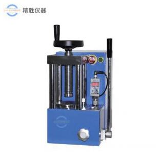 JDP系列电动粉末压片机 手动电动两用 数显