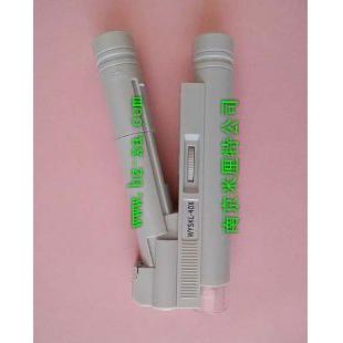 南京山特 带光源读数显微镜WYSKL-40X,袖珍显微镜,读数显微镜