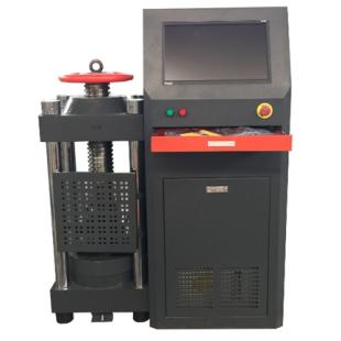 全自动电液式压力试验机
