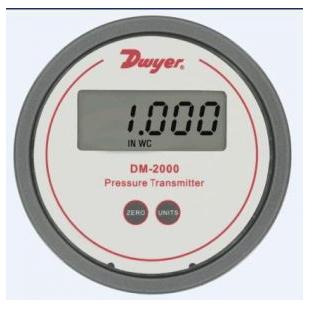 美国dwyer DM-2105-LCD数显差压变送器