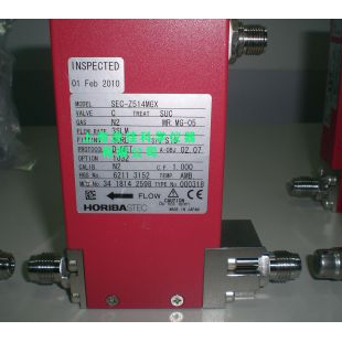 Horiba SEC-Z514、SEC-Z524数字式质量流量控制器