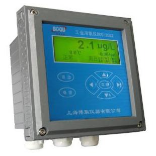 上海博取ppb在线溶氧仪DOG-2082 除盐水溶解氧