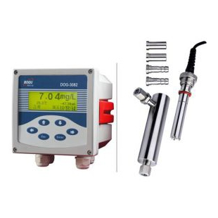 上海博取工业在线溶氧仪,PPB级在线溶氧仪 DOG-3082