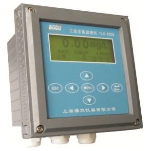 上海余氯分析仪生产厂家,带流通杯的余氯,选配PH电极