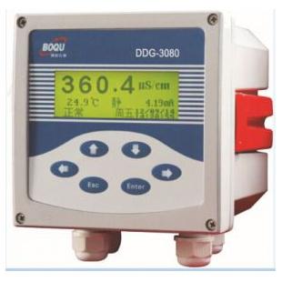 DDG-3080纯水导电率,工业纯水电导率仪