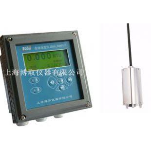 制酒行业浊度检测仪,0-3000NTU带自动清洗的浊度分析仪