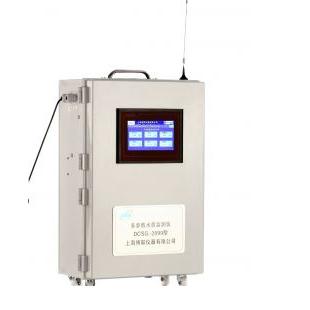 上海博取多参数水质检测仪同屏显示仪DCSG-2099