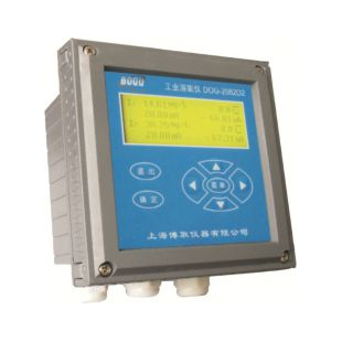 上海博取在线溶氧仪DOG-2082D 多通道工业溶氧仪
