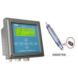 厂家直销在线氯离子浓度计,各种离子浓度检测仪