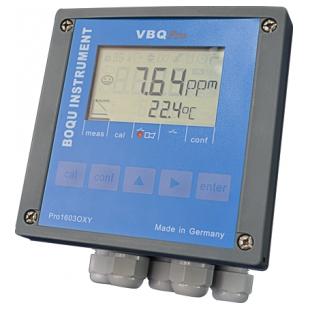 上海博取在线溶氧仪VBQ Pro Pro1603OXY 德国制造