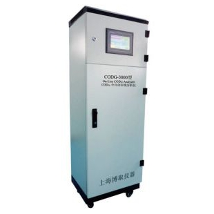 CODG-3000型鉻法工業COD氨氮分析儀