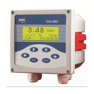 测溶液中的酸浓度含量货碱浓度含量,SJG-3083型NaOH、HCL,酸碱盐浓度计