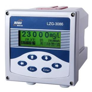 LZG-3086在线氯离子控制器,电厂,软化水氯离子控制,消毒余氯的检测