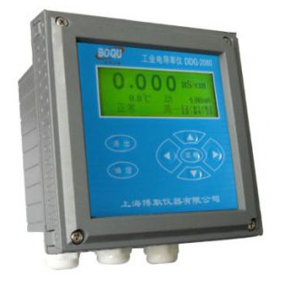 上海博取测水中电导率,在线电导率仪DDG-2080